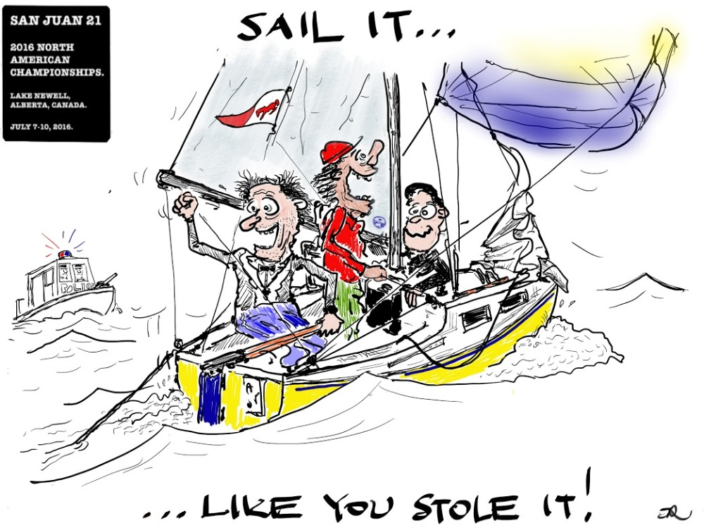 2 Sail It Like You Stole It