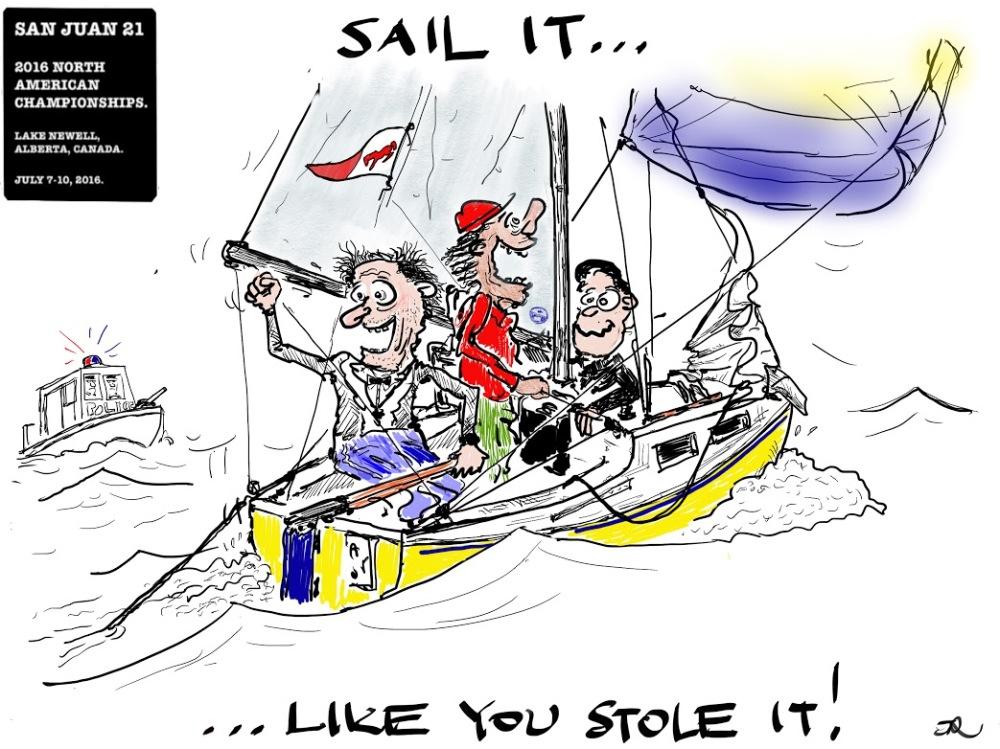 2 Sail It Like You Stole It